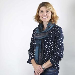 Fabienne Stalder, Freiwillige Helferin