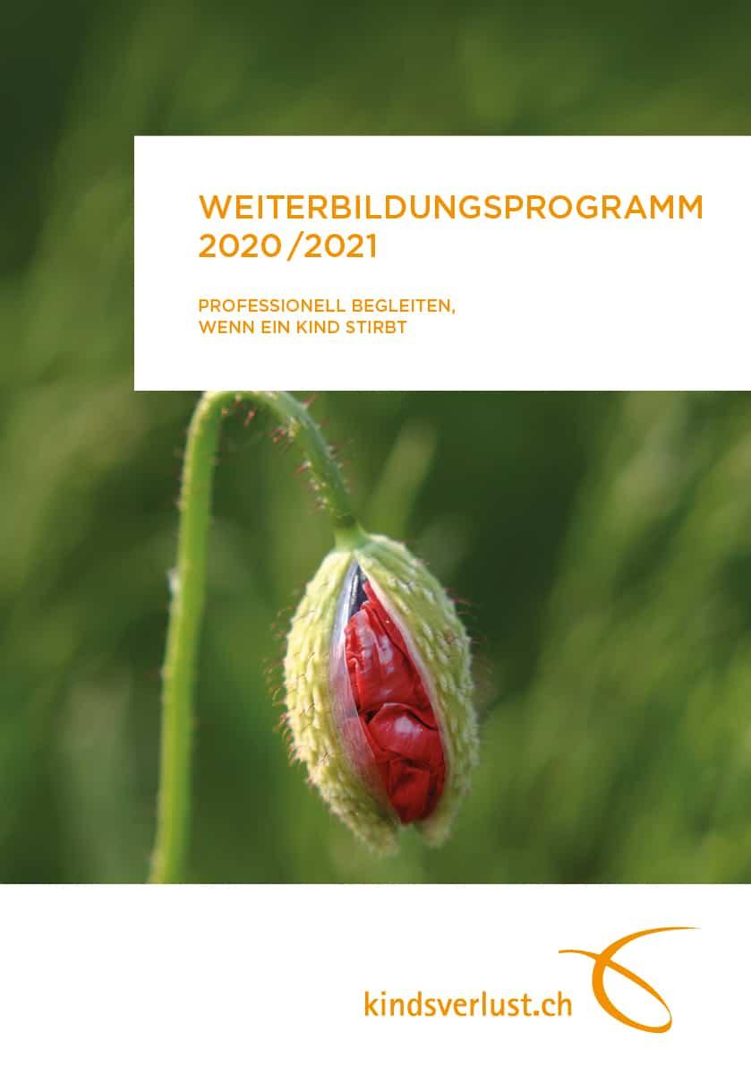 Unser Aktuelles Weiterbildungsprogramm 2020/2021 Ist Online