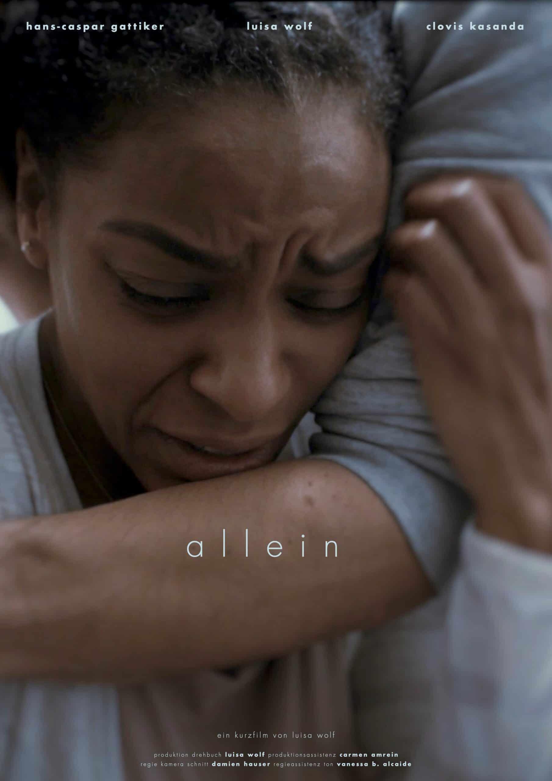 Allein – Ein Kurzfilm über Das Thema Frühe Fehlgeburt, Nominiert Bei Swisscom Blue Wettbewerb On Stage