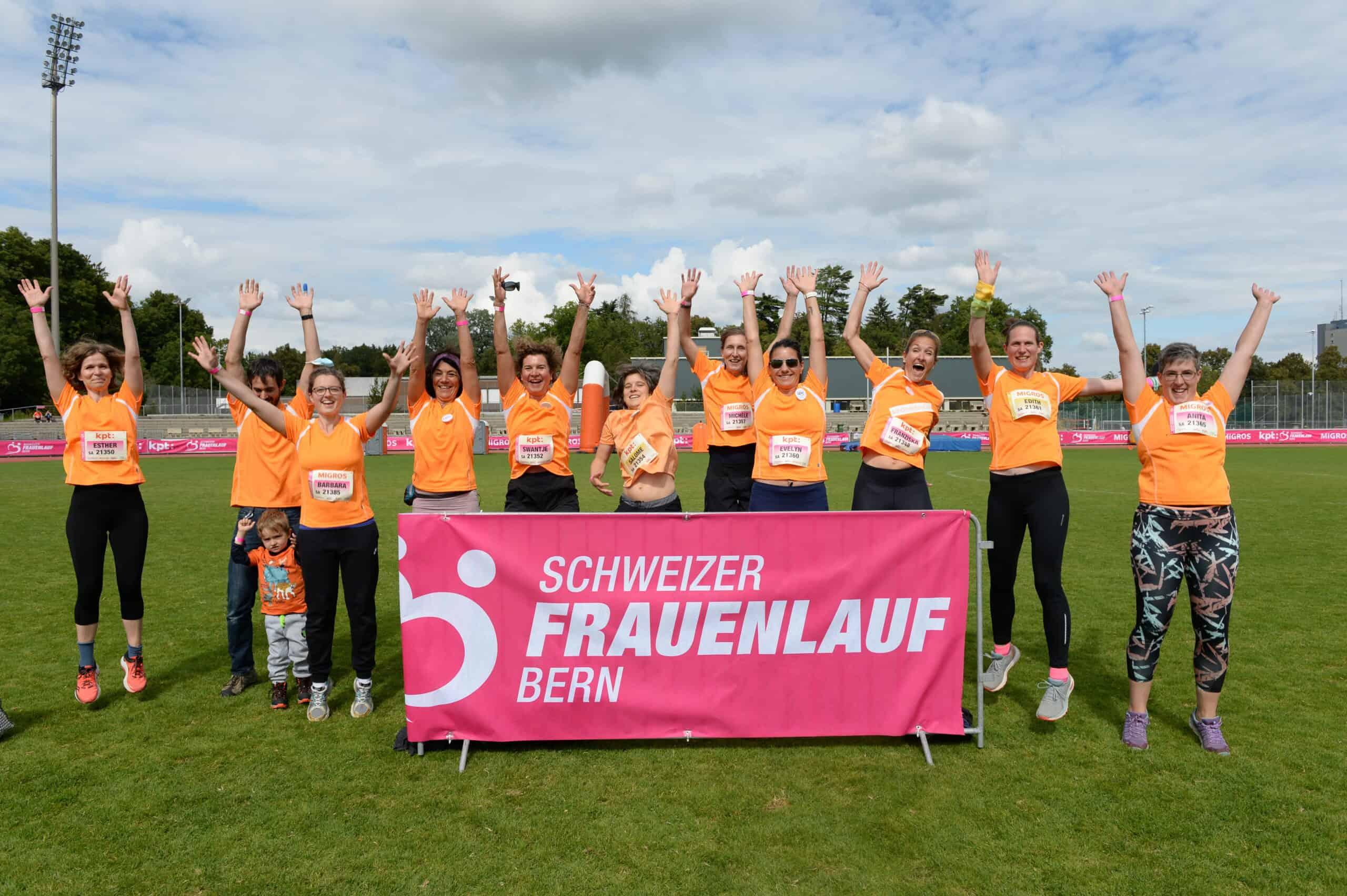 """Rückblick: Aktion Von Kindsverlust.ch """"ICH LAUFE FÜR (M)EIN KIND IM HERZEN"""" Im Rahmen Des Schweizer Frauenlaufs 21 Am 28. August 2021 In Bern"""